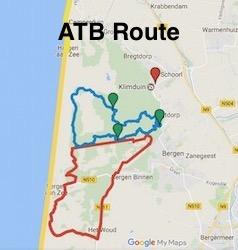 Vakantiehuis Bas 16km ATB route