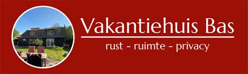 logo Vakantiehuis Bas lang