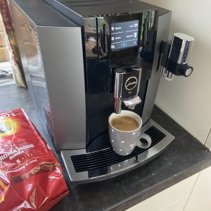 Vakantiehuis Bas koffie