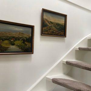 Vakantiehuis Bas schilderijtjes Groet